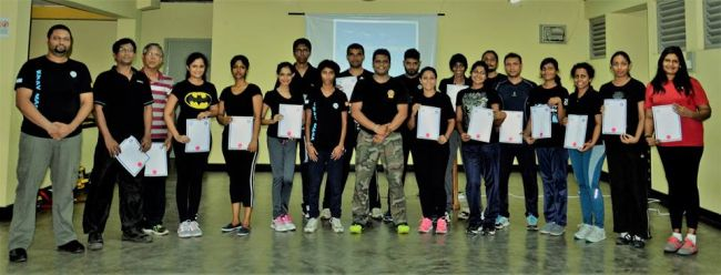 Corporate Training- Krav Maga Self Defence