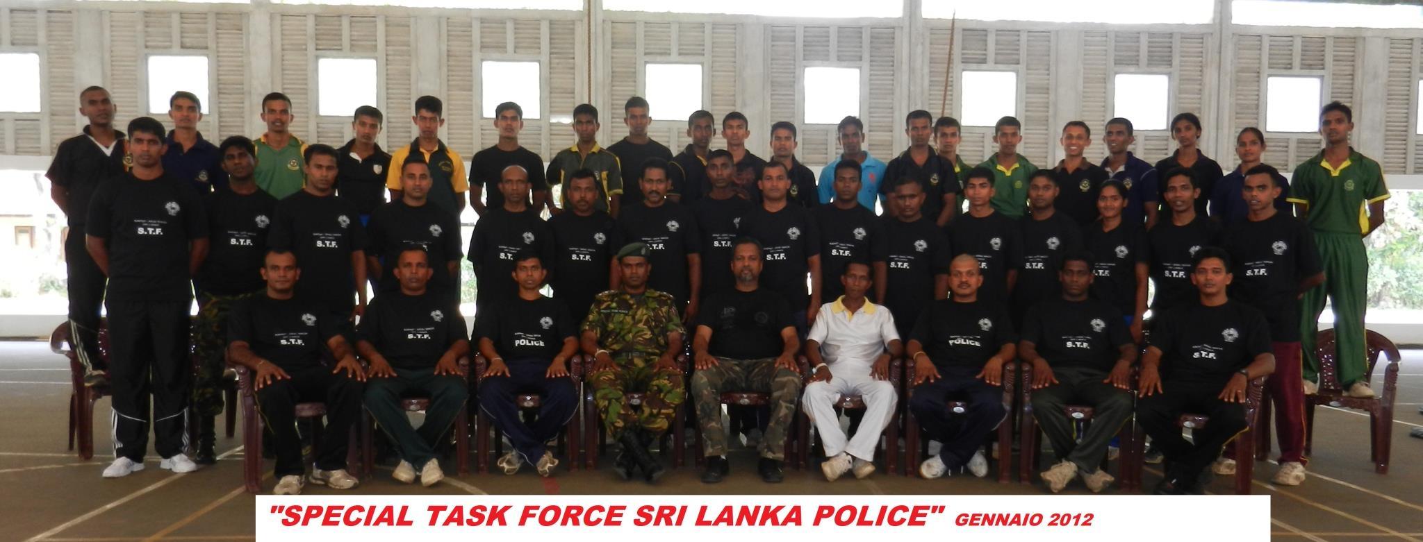 Military Training Krav Maga Sri Lanka