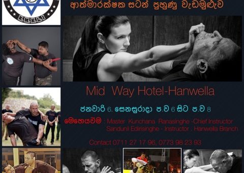 Krav Maga Self Defense Workshop