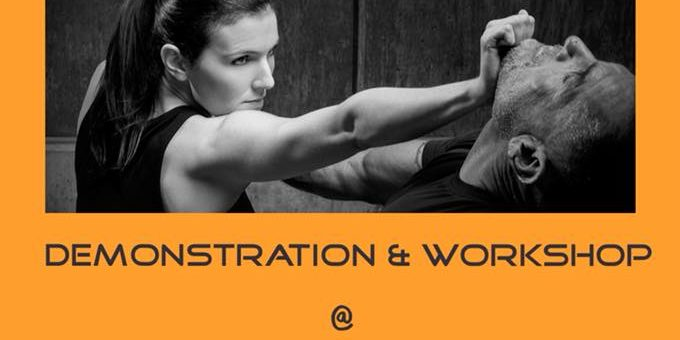 Krav Maga Self Defense Demo and Workshop