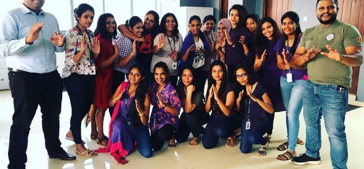 International women's day Celebration at Sysco LABS Sri Lanka.