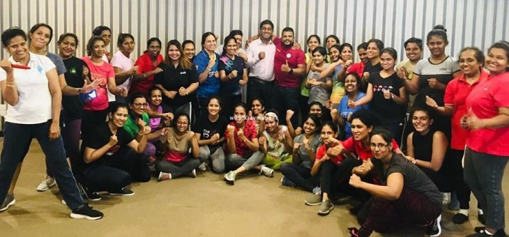 Women's day celebration of Coca-Cola Beverages Sri Lanka LTD