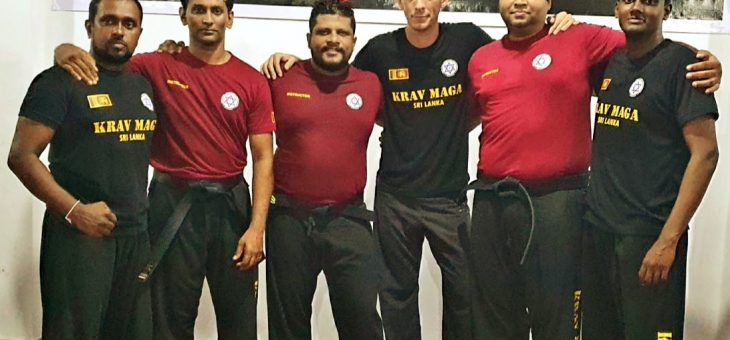 Krav Maga Sri Lanka new branch opened in Salawa, Kosgama.