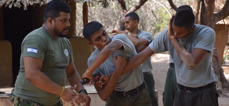 SL Navy Marine ,Unarmed Combat & Self Defense program