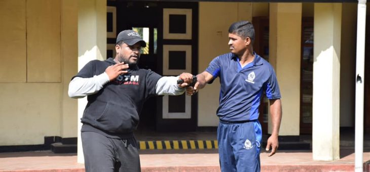 SL Police, Krav Maga KAPAP Train the Trainer Program